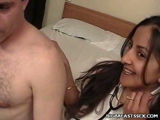 Breasty Nurse Clinic Sex