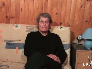 frëngjisht, grannies, anal