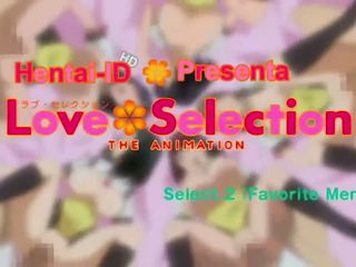 Love Selection The Animation 02 - SubE...