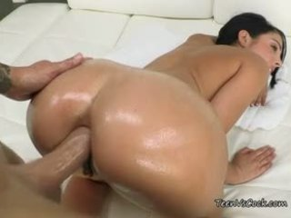 Dianna Is Taking Hard Anal Pounding From All Angles