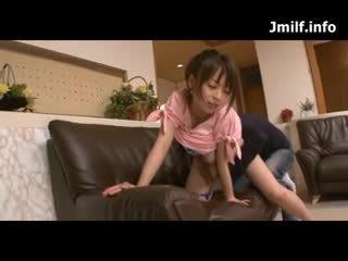 bruneta, japonec, paroháč