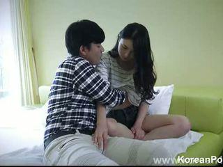 La meilleur de coréen érotique