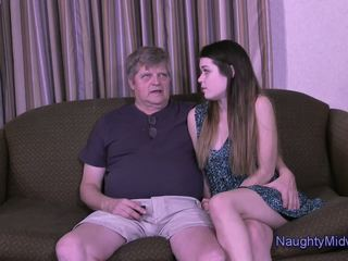 18 years old, old+young, creampie