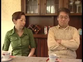 오랄, 일본의, 섹스하고 싶은 중년 여성