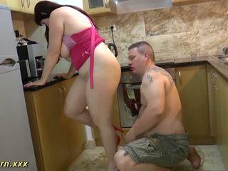 Hot gunging éndah wadon stepmom gives sikil proyek, free dhuwur definisi porno 32
