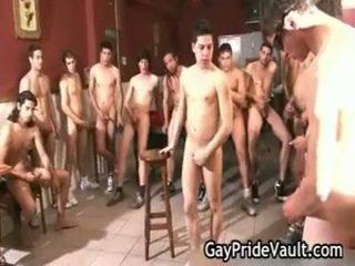 Reusachtig homo groep seks neuken en zuigen party 11 door gaypridevault
