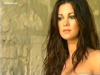 Manuela arcuri - 2001 calendar háttérben, porn d8