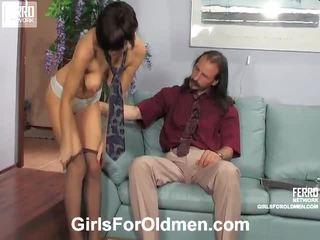 tốt nhất hardcore sex vui vẻ, chất lượng quan hệ tình dục trẻ tuổi vui vẻ, xem oldmen nóng nhất