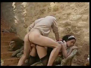 Klassisk fransk: gratis vintage porno video 98