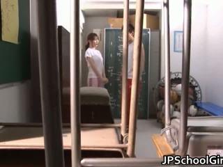 Karstās japānieši skolniece sekss video
