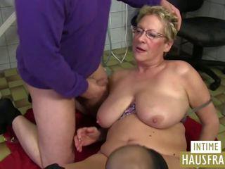 Oma Putz: Intime Hausfrauen & Pinxta Porn Video