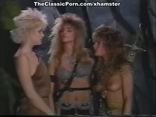Barbara dare, nina hartley, erica boyer in klassiek porno