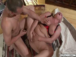 grandes mamas, maduro, amador