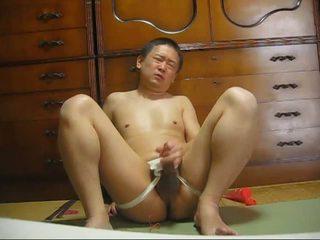Japonez homosexual masturbation
