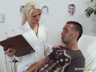 Špinavé doktor alexis ford gives tento pacient a skontrolovať hore