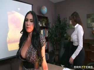 Threesome Nearby Danni Cole And Emmanuelle London