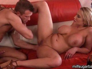 milf 섹스, 엄마, 엄마는 내가 섹스를하고 싶습니다
