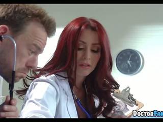 Roodharige dokter fantasy, gratis brazzers hd porno c0