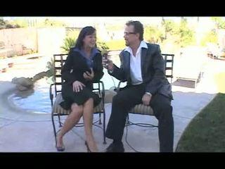 Lisa ann wawancara and fuck
