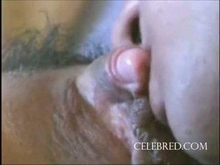 Sexy chica con un grande clítoris closeup juguetes coño licking misionero hardcore cabalgando doggy casero