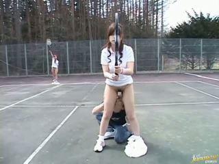 Japońskie seksowne modelka dostać pieprzyć wideo