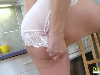 sex-spielzeug, reift, masturbation