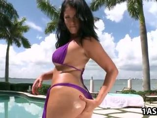 Miss Raquel anal fuck