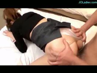 Buah dada besar kantor wanita getting dia alat kemaluan wanita kacau ejakulasi di wajah di itu tempat tidur