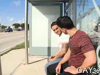 הומוסקסואל, מציצה, בחוץ