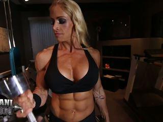 Jill Rudison 04 - Female Bodybuilder