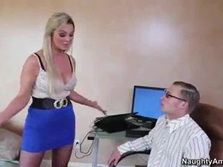 bigtits check, oral fun, görmek blonde