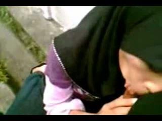 Arab muslim hijab jente suge cook-sexyhijaber.com