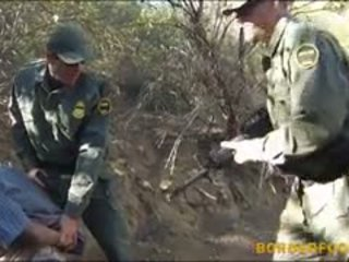 Mexican BP Agent Fucked Babe To Fend O...