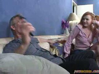 pai, filha, papai
