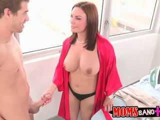 Abby cruce fucks stepdaughters boyfriend