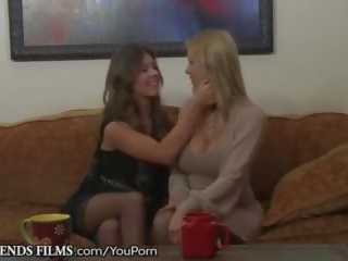 Girlfriendsfilms Alexis Fawx Unleashes Lesbian Desires