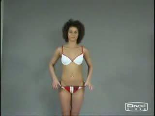 striptease, knipperende, voorspel