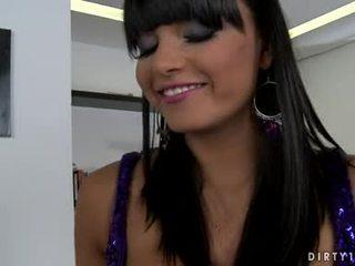 brunette, adorable, beauty