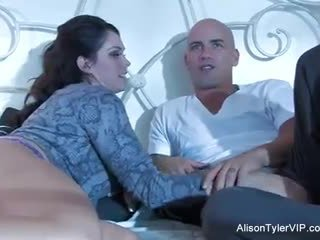 Alison tyler y su male gigolo