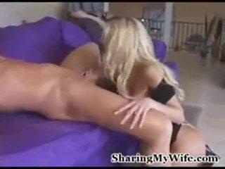 Katie Morgan - Sharing my wife