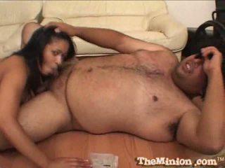 Cockhungered aliana liefde meets de minion
