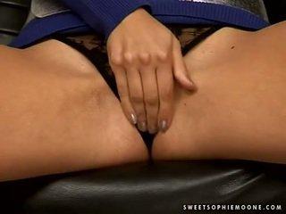hardcore sex, skaistums, masturbē