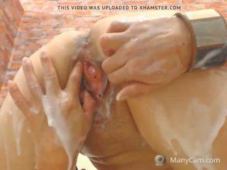 squirting, masturbación, cremita
