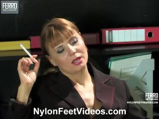 foot fetish, naselitve seksu, nylons feet