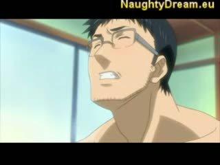 Hentai pieaugušais anime manga porno