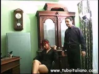 lesbian, amatoriale, itaalia
