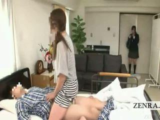 Subtitled japonesa escolar hospital mqmf sorpresa