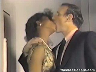 डर्टी रेटरो चलचित्र साथ हॉट सेक्स fest