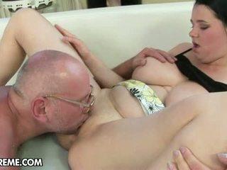 फॅट laurea चाहते को बकवास साथ उसकी boyfriend न्यूड