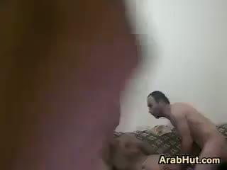 Arab Gang Bang Session With A Whore